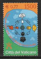 VATICAN - N°1230 ** (2001) - Unused Stamps