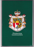 1987 Jahresfolder Fürstentum Lichtenstein Postfrisch/**/MNH - Collections