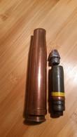 20mm FLACK ALLEMANDE  1940  / NEUTRA - Decorative Weapons