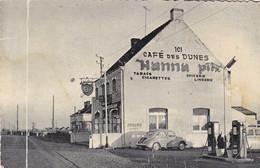 Adinkerke, Maison Thibaut Maes, VW Kever, Käfer, Coccinelle, Brilkever (pk72106) - De Panne