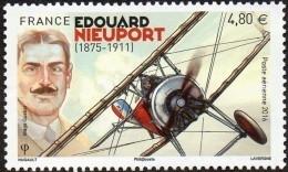France N° PA  80 ** Poste Aérienne - Edouard Nieuport - 1960-.... Postfris