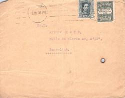 SPAIN - 1930 LETTER BARCELONA  //G42 - Brieven En Documenten