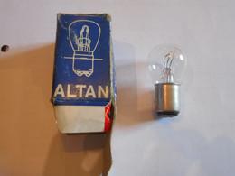 Ampoule ALTAN 6v20w - Auto's