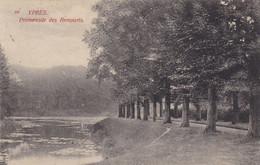 Ieper, Ypres, Promenade Des Remparts (pk72133) - Ieper
