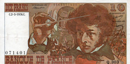 FRANCE  10 FRANCS  1978.C.   P-150 -CIRC-XF++ - 10 F 1972-1978 ''Berlioz''