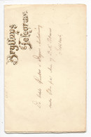 Grönland - Bryllups-Telegramm Von 1922 Nach Godthab Verwendet - Andere