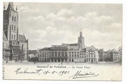 TIRLEMONT La Grand Place - Tienen