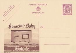 Publibel 445 - RADIO - Sinclair Baby - Petit ... Mais Tellement Bon - Publibels