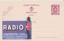 Publibel 648 - The Belgian Radio Service - RADIO Réparations - Vente - Publibels