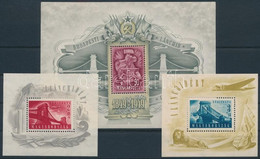 ** 1948-1949 Lánchíd I-II-III. Blokkok (150.000) - Non Classificati