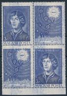 ** 1973 Kopernikusz Pár Szelvényekkel Erősen Festéknyomatos - Non Classificati