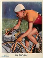 Image Globo/miroir Sprint , Cyclisme , Barbotin , *  456 87 - Ciclismo