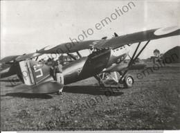 PHOTO AVION  NID 62      17X12CM - Aviación