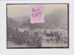 VALLOIRES 73 PHOTO ORIGINALE  MAURIENNE - Places