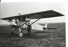 PHOTO AVION      A IDENTIFIER      17X12CM  ARCHIVES CUICH - Aviación