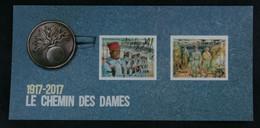 France 2017 Le Chemin Des Dames   Bloc Souvenir - 1. Weltkrieg