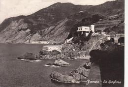 FRAMURA - PANORAMA E SCOGLIERA - VIAGGIATA 1963 - Otras Ciudades