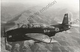 PHOTO AVION   Grumman Avenger. 9ème Flottille Aéronavale  RETIRAGE REPRINT - Aviación