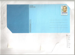 France, Prêt à Poster, 3342, 3344, 3346, Lot 3 PAP, Neuf **, TTB, Eric Tabarly, Haroun Tazieff, Jacques Yves Cousteau - Prêts-à-poster:  Autres (1995-...)