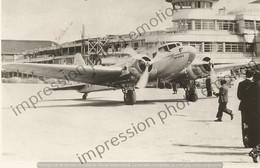 PHOTO AVION     FIAT APR-2 AIRPROT  RETIRAGE REPRINT - Aviación
