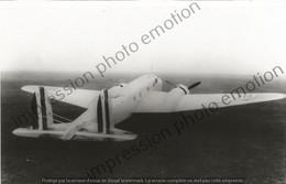 PHOTO AVION    FIAT BR 20  RETIRAGE REPRINT - Aviación