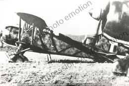 PHOTO AVION       Fiat CR.42 Regia Aeronautica  RETIRAGE REPRINT - Aviación