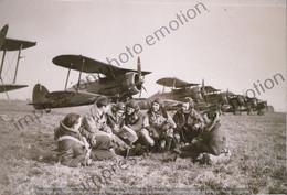 PHOTO AVION      Gloster Gladiator  RETIRAGE REPRINT - Aviación