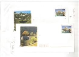 France, Prêt à Poster, 3056, Lot 5 PAP, Neuf **, TTB, Parc Des Pyrénées, Isard, Lis Jaune, 1re Série - PAP:  Varia (1995-...)