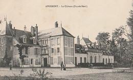 DPT 70 APREMONT Le Château (Façade Nord)  CPA TBE - Otros Municipios