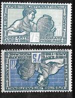 France  N° 214  Bleu Ciel Et Bleu  ( Le 214 Type Pour  Comparer)  Neuf  ( *  )   Voir Scans  Soldé    ! ! ! - Variétés: 1921-30 Neufs