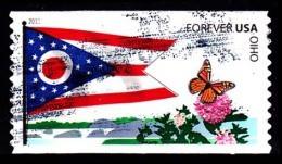 Etats-Unis / United States (Scott No.4314 - Drapeaux Des états Americains / State Flags) (o) - Oblitérés