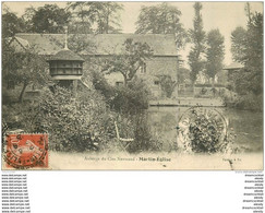 76 MARTIN-EGLISE. Auberge Du Clos Normand 1913 - Sin Clasificación