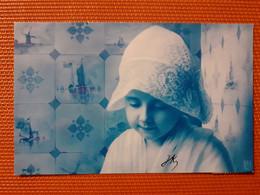 CPA - FANTAISIE - ENFANT HOLLANDAIS - DELFT - Portretten