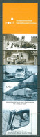 FINLAND - MNH/*** LUXE -.2007 - TRANSPORT BOOKLET - Yv C1797 Mi MH 1831-1834 - Lot 22754 - Booklets