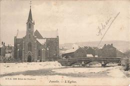 CPA - Belgique - Jemelle - L'église - Rochefort