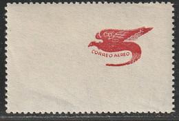 1939. * Edifil: CANARIAS 58. SOLO IMPRESION DE LA HABILITACION - 1931-50 Ongebruikt