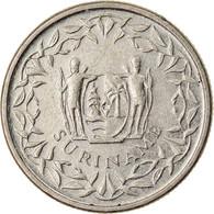 Monnaie, Surinam, 10 Cents, 1988, TTB, Nickel Plated Steel, KM:13a - Surinam 1975 - ...