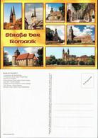 Ansichtskarte  Straße Der Romanik - Kirchen 1995 - Unclassified