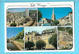 19-----TULLE---Corrèze----multi-vues---voir 2 Scans - Tulle