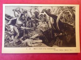 Mise A Mort D'un Mammouth - Histoire