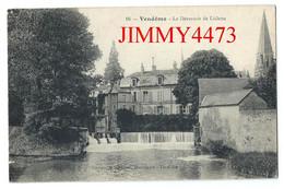 CPA - VENDÔME 41 Loir Et Cher - Le Déversoir De Lislette - N° 16 - Edit. H. Chartier - Scans Recto-Verso - Vendome