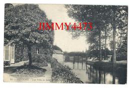 CPA - VENDÔME 41 Loir Et Cher - Une Villa Au Bord Du Loir - N° 12 - Edit. H. Chartier - Scans Recto-Verso - Vendome