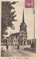 CABOURG  -  L' Eglise - Cabourg