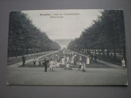 BRUXELLES 1908 - PARC DU CINQUENTENAIRE - PLAINE DE JEUX - ED. LUX 213 - Sin Clasificación