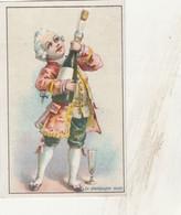 CHROMO CHICOREE Du Dr LERVILLES à BOUCHAIN -  Le Champagne Saute -  036 - Tè & Caffè