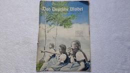 Raree Zeitschrift Das Deutsche Mädel In Der HJ 1941 Juliheft Bund Deutscher Mädels BDM JM - 1939-45