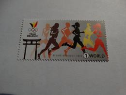 Belgique 2020 - Olympic Games In Tokyo - Nuovi