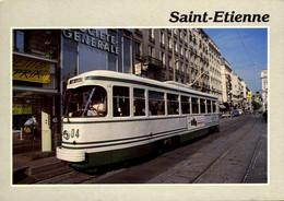 [42] Loire > Saint Etienne > Le Tram / M 66 - Saint Etienne