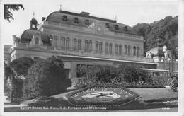 Kurort Baden Bei Wien - Baden Bei Wien