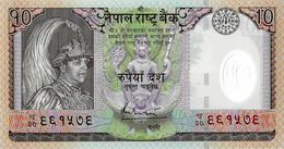 NEPAL 2005 10 Rupee - P.54 Neuf UNC - Nepal